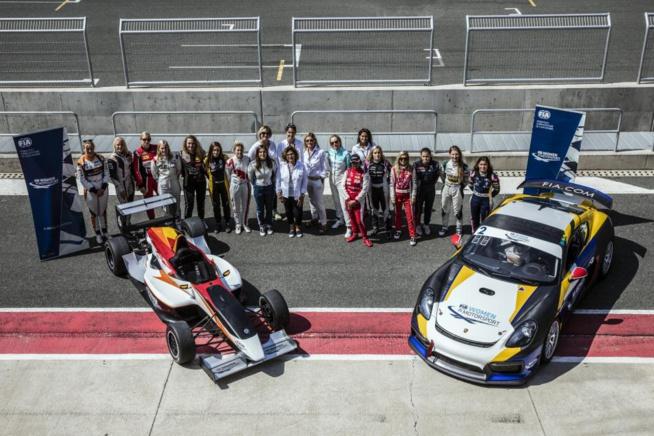 La FIA souhaite évalué des talents féminins