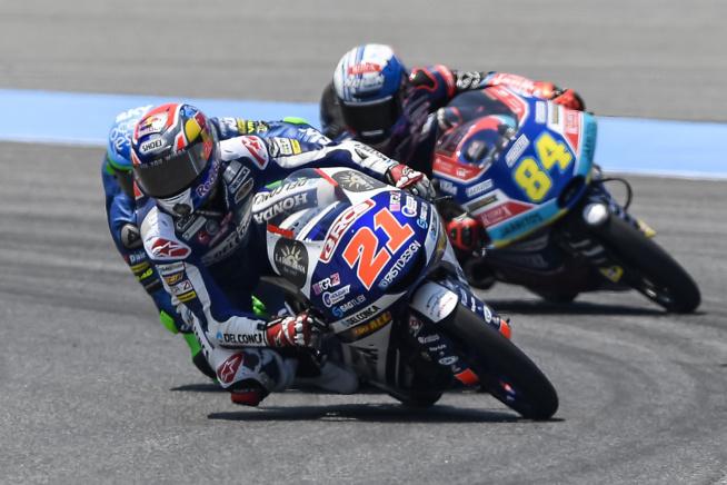 Moto3 : Thaïlande