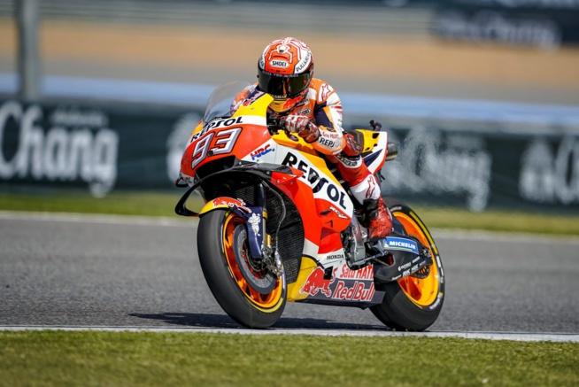 42e victoire en MotoGp pour Marquez