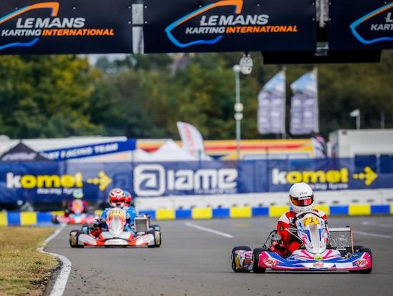 La bagarre a débuté au Mans