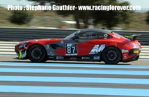 FFSA GT 2018 : Paul Ricard, course 1