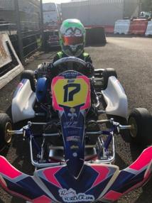 Karting : Tom Montagne, du Mans au Mans