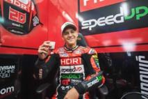 Un dernier café en Moto2 pour Fabio