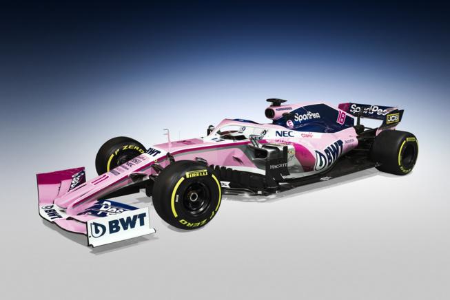 © Racing Point F1 Team