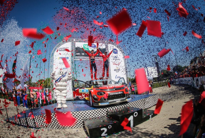 Le Mexique réussit bien à Ogier, Ingrassia et Citroën
