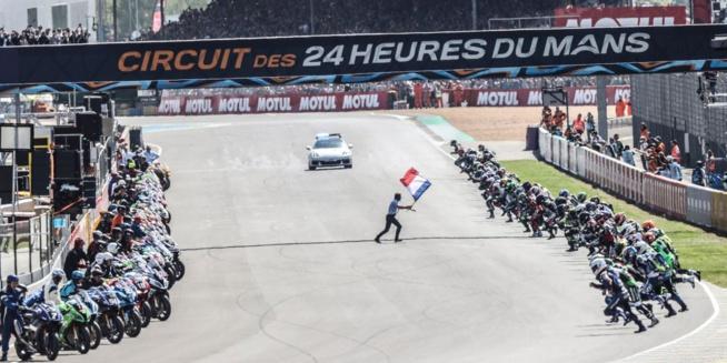 Le Mans, épreuve de référence.
