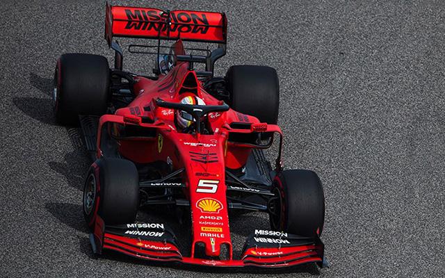 Malgré un podium, Ferrari et Vettel sont encore loin du compte