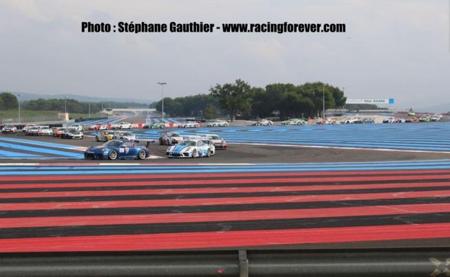 Porsche Carrera Cup France : Présentation Nogaro