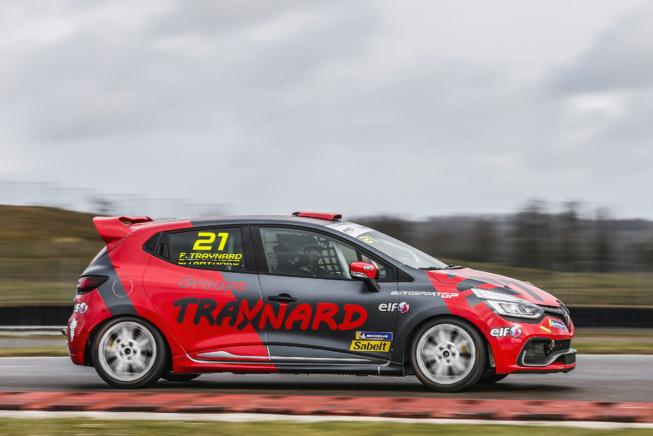 Clio Cup : La prime à l'expérience pour Autosport GP