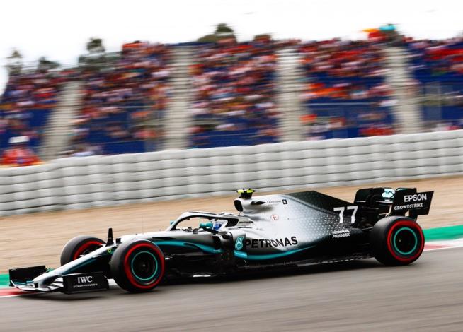 © AMG-Mercedes F1