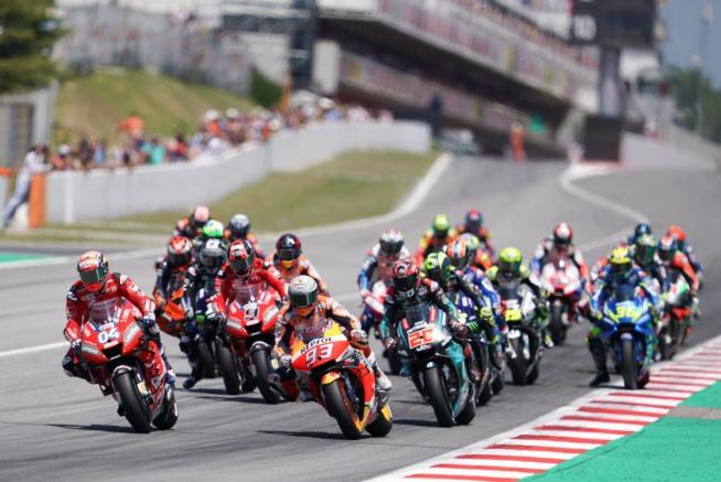 Une course très agitée (Photo Honda pro racing)