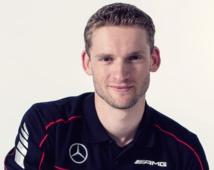 Maro Engel (Photo Daimler)