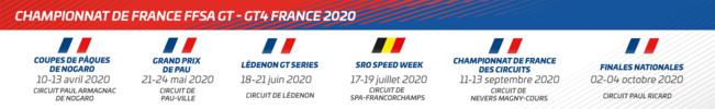 FFSA GT4 : 2020 sur de bons rails
