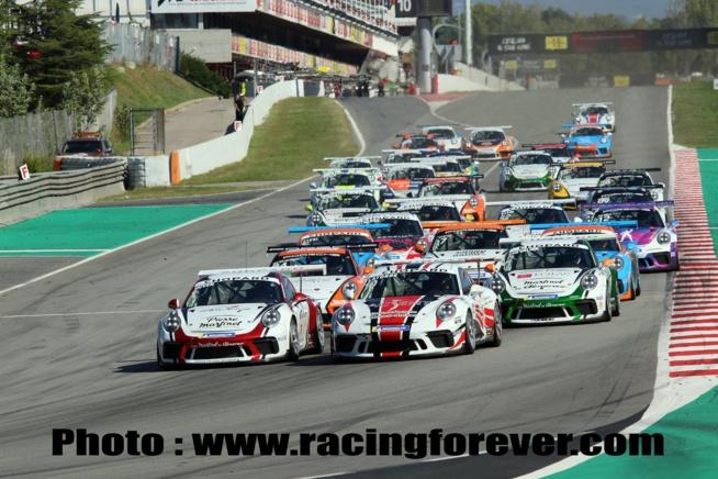 Le départ de la course 2