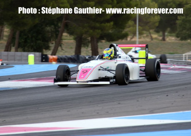 F4 FFSA : Paul Ricard, avantage David en qualifications