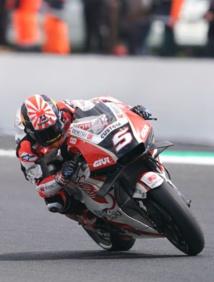 Pour la première course en Honda, Zarco a marqué des points