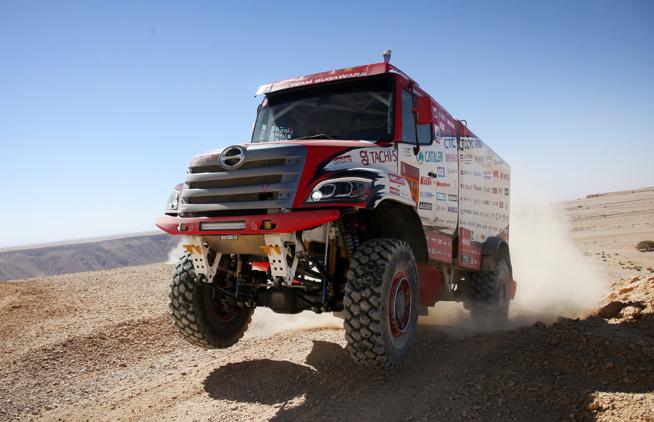 Dakar 2020 : Fort accent espagnol en Arabie Saoudite
