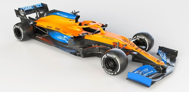 © McLaren F1