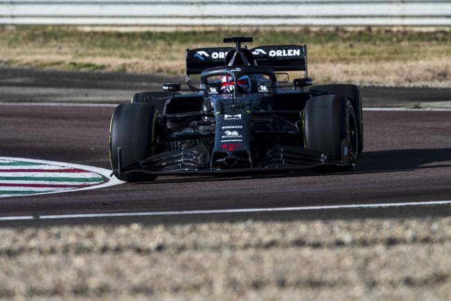 © Alfa-Roméo F1