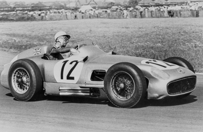 F1 : Hommage à Stirling Moss