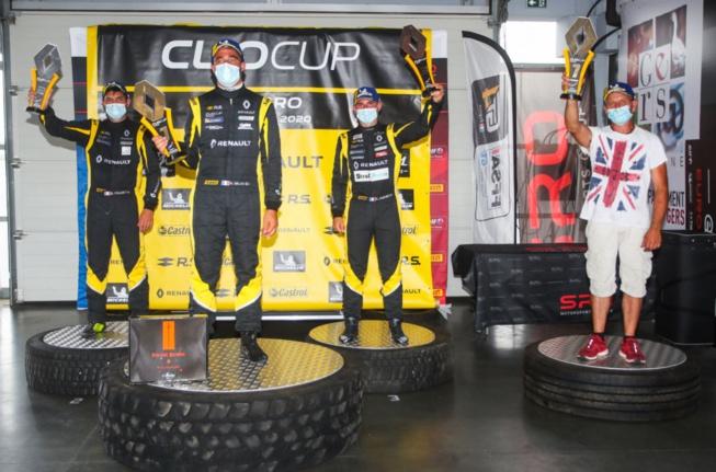 Cette année, des podiums presque comme les autres (Photo G.Lenormand-DPPI)