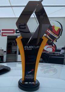 Clio Cup : Premier podium 2020 pour Thibaut Bossy en Clio 5
