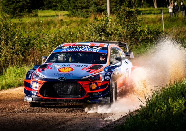 Tanäk retrouve le chemin du succès (Photo J.Ree Red bull content pool)