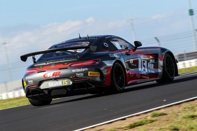 GT4 Européan Series : Nürburgring