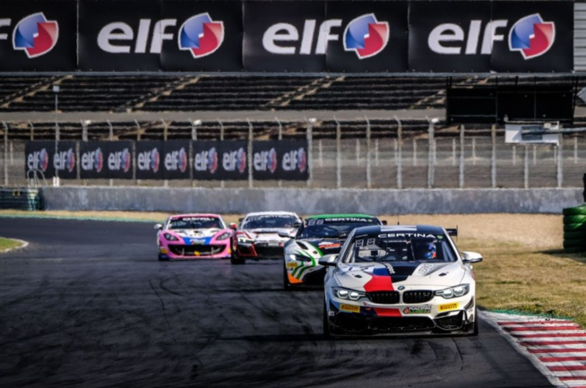 BMW de retour en haut du podium (D.Bogaerts - Sro)