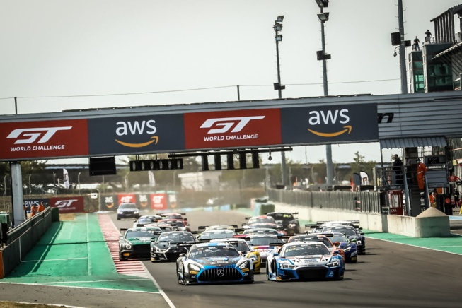 GT WC Europe Sprint : Magny-cours