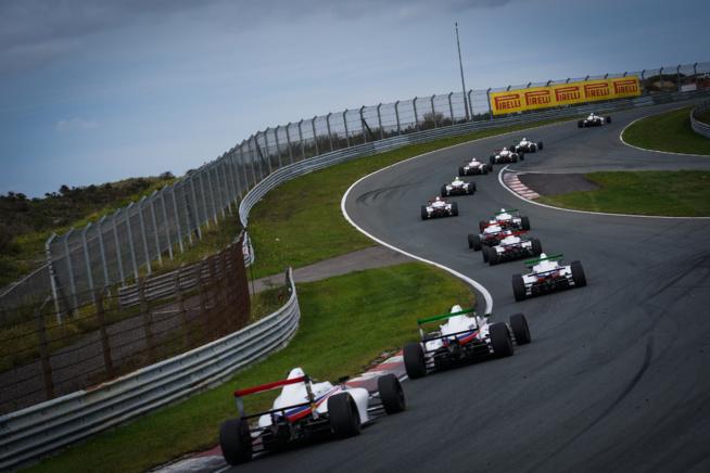 Circuit de référence pour les pilotes F4 FFSA (Photo KSP)