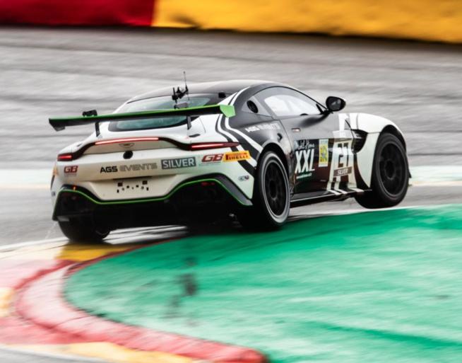 GT4 Européan Series : Spa-Francorchamps