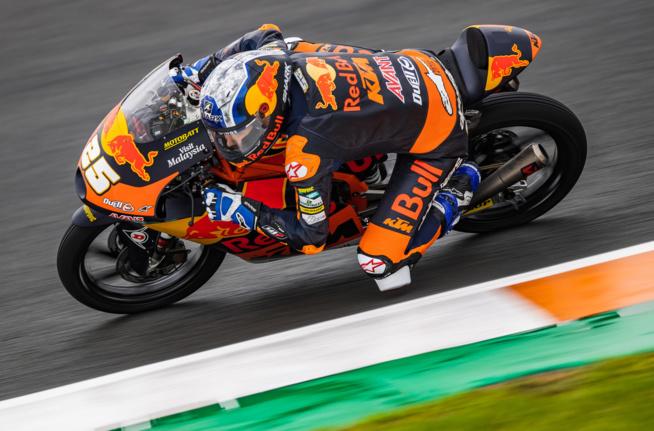 Première victoire en Moto3 pour Fernandez (Polarity Photo)