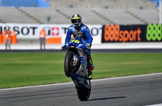 A 23 ans, Mir est champion du monde MotoGP