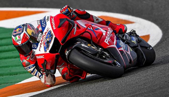 Miller termine 2eme et a contribué au succès de Ducati