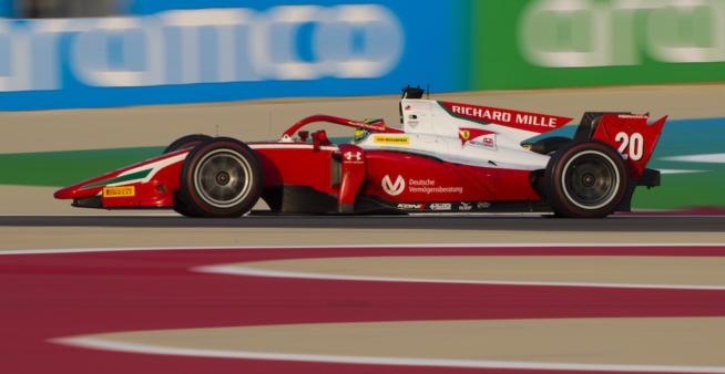 Mick Schumacher remporte le titre F2 – © Prema