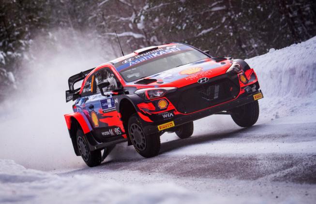 O Tänak et  M Järveoja  s'imposent (Photo Jaanus Ree / Red Bull Content Pool)