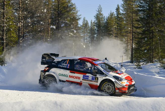 Rallye difficile pour la paire Ogier-Ingrassia