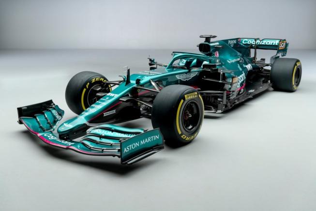 Une nouvelle ère pour Aston Martin en F1