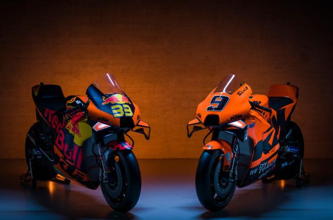 Chez KTM, grandes ambitions ( photo Philip Platzer)
