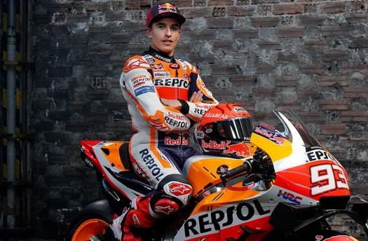 Marc Marquez doit encore attendre pour rouler (Photo Honda Pro Racing)
