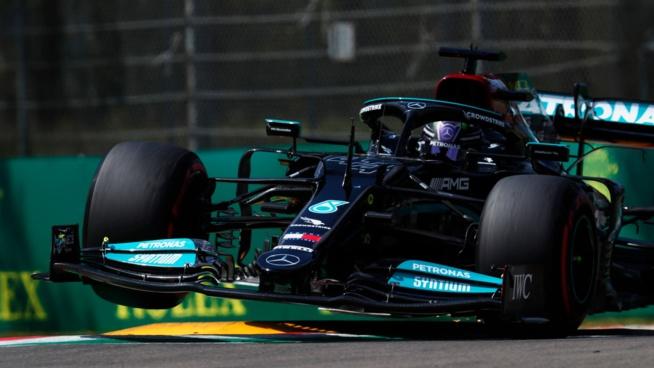 La bataille est lancée – © AMG Mercedes F1