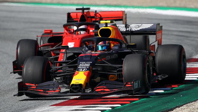 Deux GP en Autriche © RedBull Racing