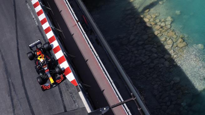 Verstappen prend la tête du Championnat © RedBull Media