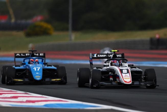 F3 FIA : France, course 1, victoire de Smolyar