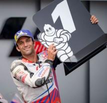 6e pole en MotoGP pour Zarco (Photo Ducati)