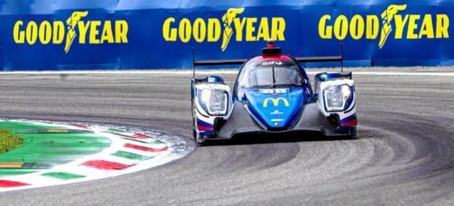 ELMS : Première victoire pour Panis Racing