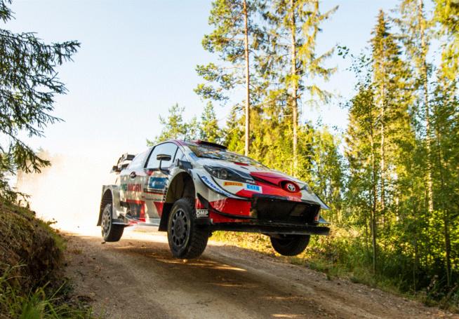 Domination de Rovenpera sur les routes Estoniennes (Jaanus Ree / Red Bull Content Pool)