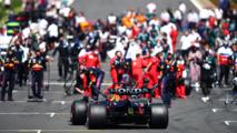Coup dur pour Verstappen © RedBull Media