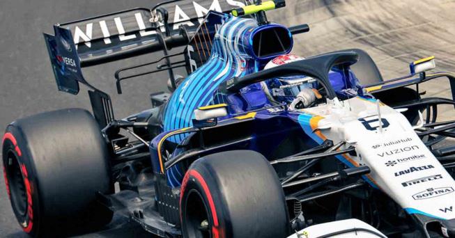 Williams au rendez-vous des points